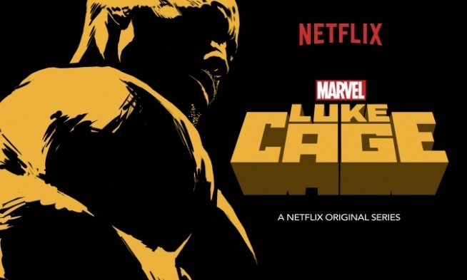 New Luke Cage Poster Ahead of San Diego Comic Con Appearance!