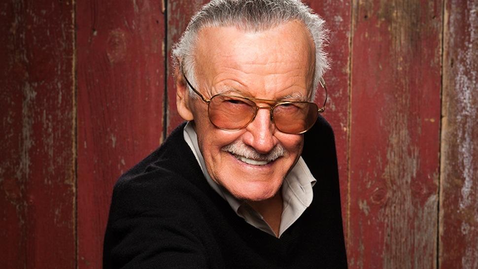 EXCELSIOR! Fan Art for Stan Lee Biopic!