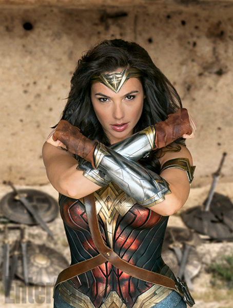Get Your First Official Stills from DC's Next Film, Wonder Woman!