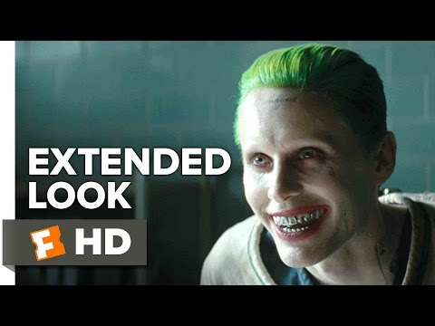 New Suicide Squad Trailer Shows us a Psychotic Joker!