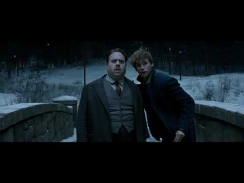 SDCC: Magic, Monsters and Mystery Rule in New Fantastic Beasts and Where to Find Them Trailer