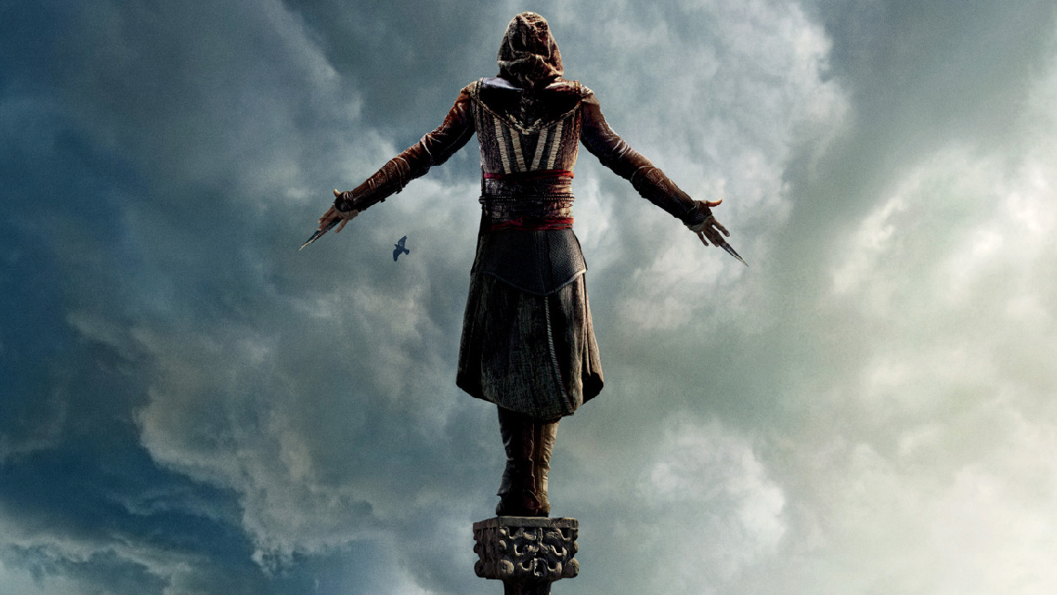The Assassin's Creed Movie Leap of Faith is Not Digital