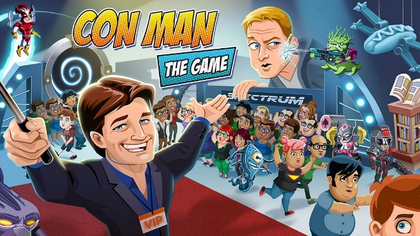 Ever Want to Run Your Own Convention? Now You Can with Con Man: The Game