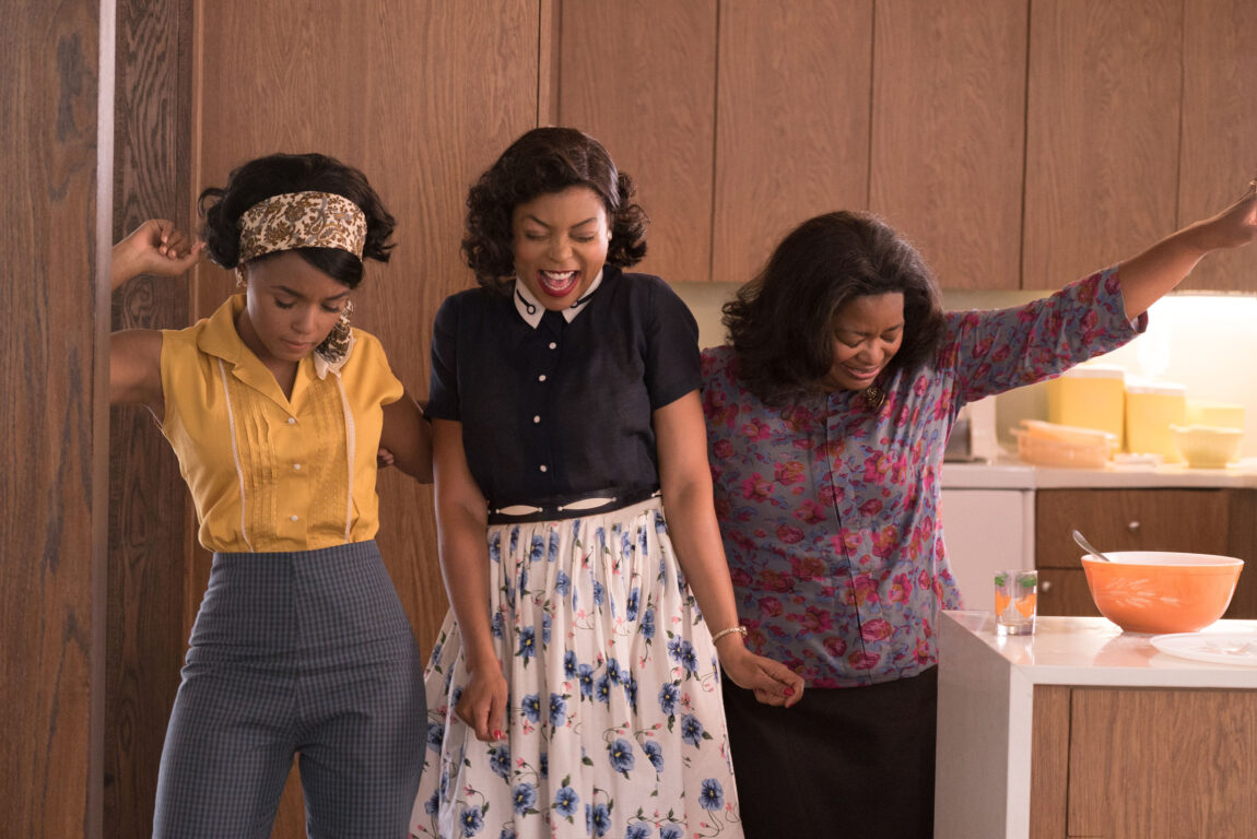 The First Trailer for 'Hidden Figures' Looks Out of This World