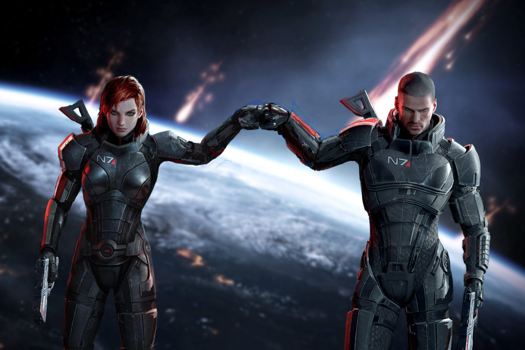 Remastered Mass Effect Trilogy May Be in the Works