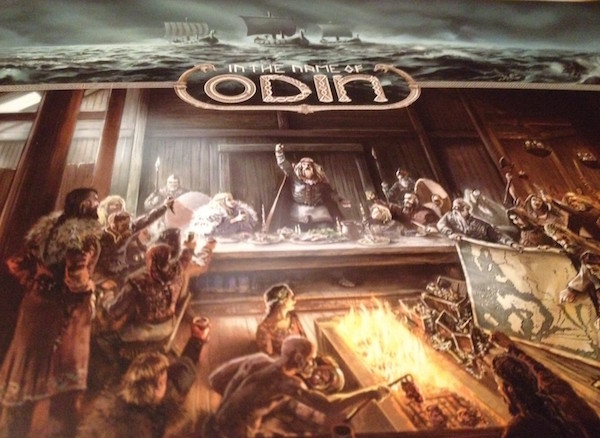 In The Name Of Odin! – That's Quite A Longboat You Have There