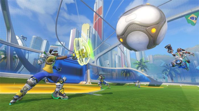 If You Exploit the Lucioball Bug in Overwatch, You Could Face the Ban Hammer