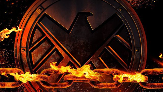 Sneak Peek at the Winter Finale for AGENTS OF SHIELD, Ghost Rider vs Eli Morrow