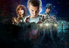 The Kids are Fighting Ghosts in this First Look at STRANGER THINGS Season 2