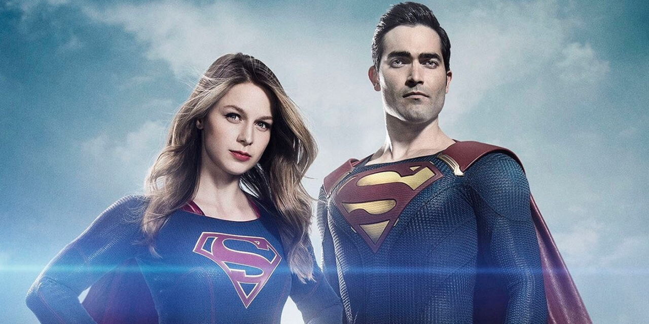 Watch Tyler Hoechlin As Superman Fighting a Villain with Kryptonite in his Chest!