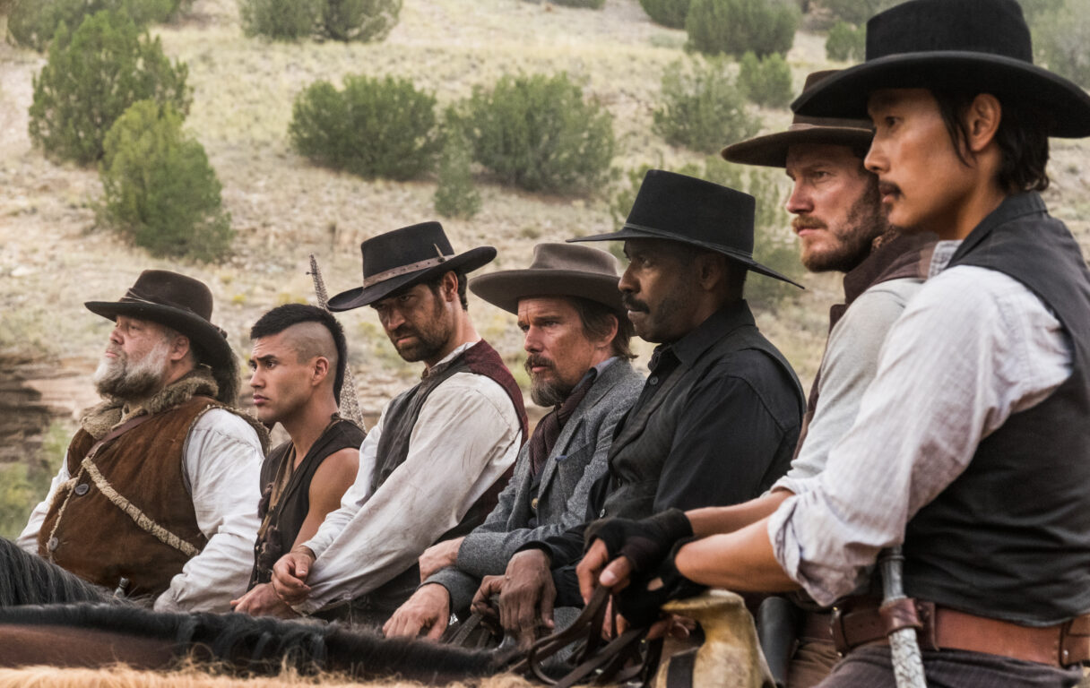 Watch the Latest Trailer for 'The Magnificent Seven'