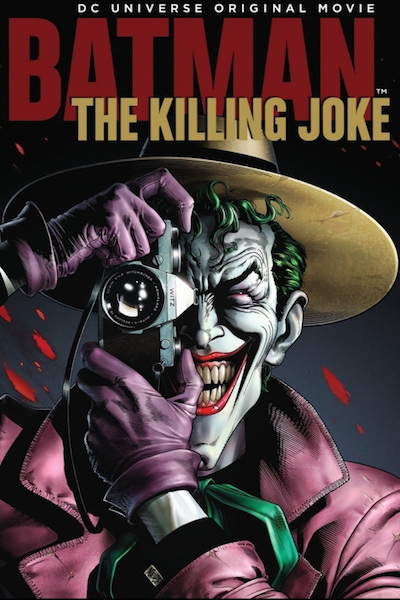 REVIEW: Batman: The Killing Joke