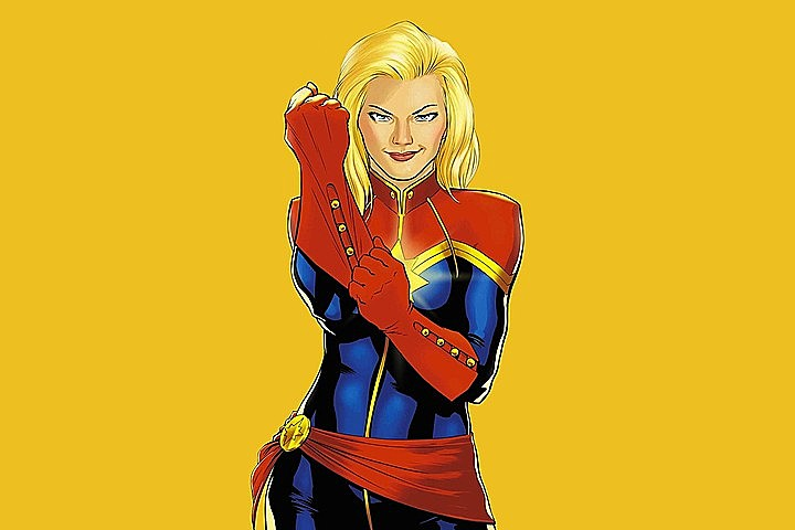 Feige Talks About the Importance of Captain Marvel, Her Power and Finding a Female Director!