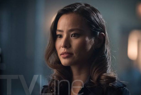 Jamie Chung as Valerie Vale in Fox's Hit Series Gotham!