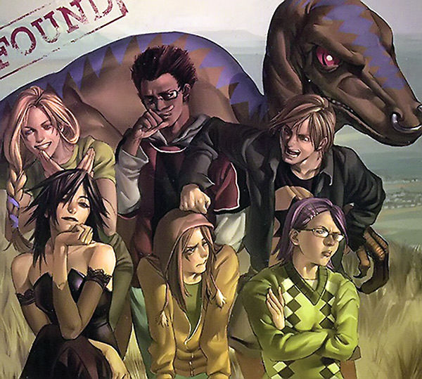 MARVEL'S RUNAWAYS IS COMING TO HULU!