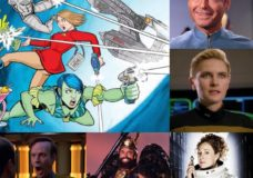 """Ep 12 BOOZE AND PHASERS – """"Which Sci Fi Characters Describe You"""" with Guests Paul Feldman and Brian Bradley"""