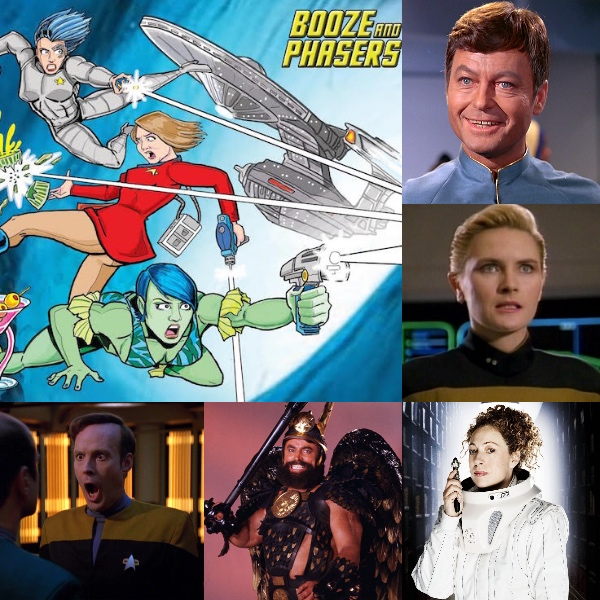 "Ep 12 – ""Which Sci Fi Characters Describe You"" with Guests Paul Feldman and Brian Bradley"