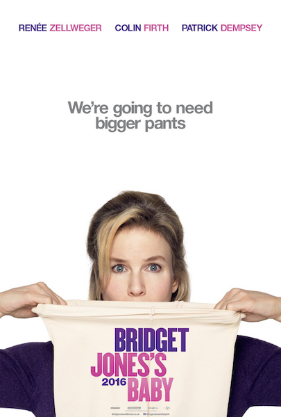 Movie Review – BRIDGET JONES'S BABY