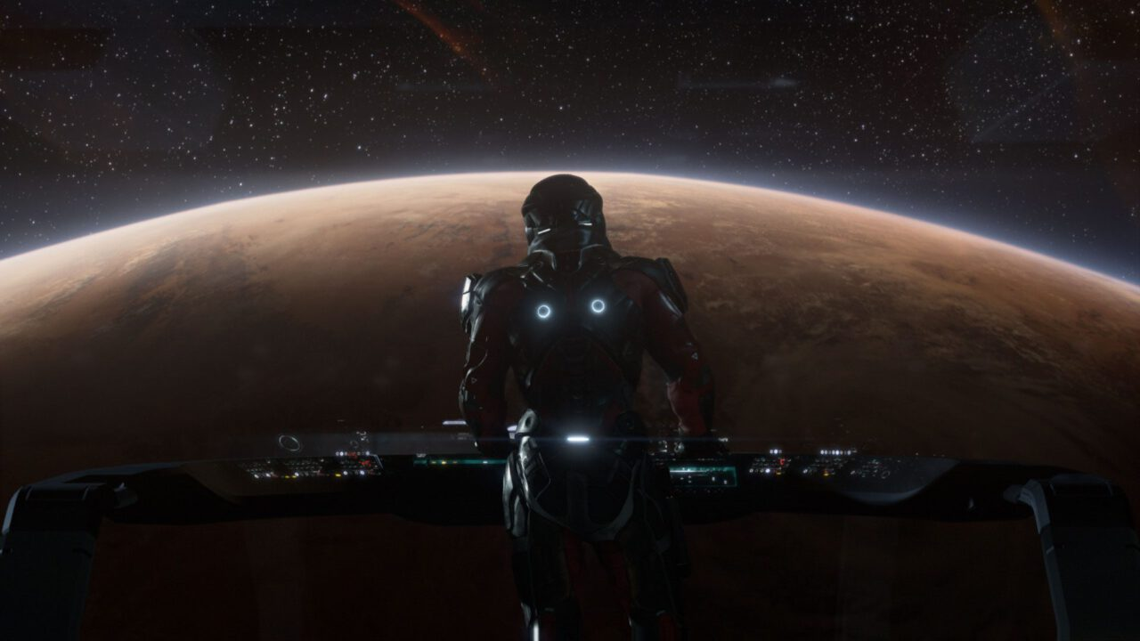 First Gameplay Footage for 'Mass Effect: Andromeda'