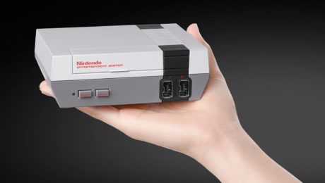 We Finally Get a Look at the NES Classic Features