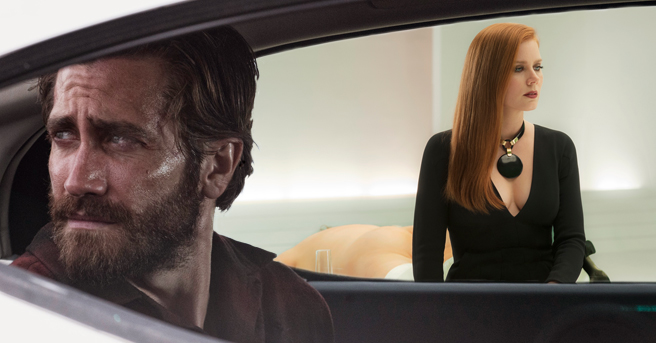 Amy Adams and Jake Gyllenhaal Go a Little Mad in the Nocturnal Animals Trailer