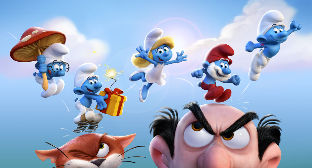 Smurfs Go Back to Their Roots with the New 'Smurfs: The Lost Village' Teaser