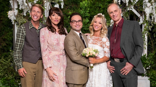 The Big Bang Theory Recap: The Conjugal Conjecture (S10E01)