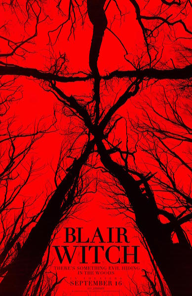 Movie Review – BLAIR WITCH