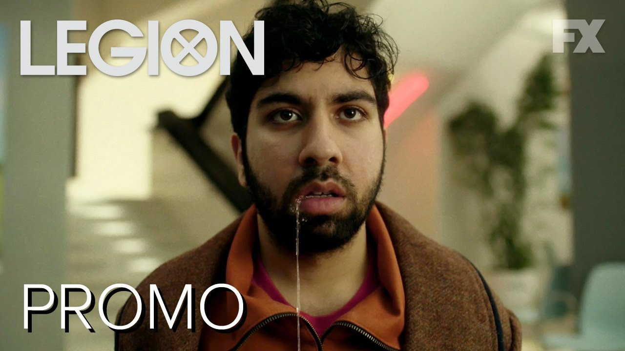 New Teaser for Legion Shows Us All the Crazy!