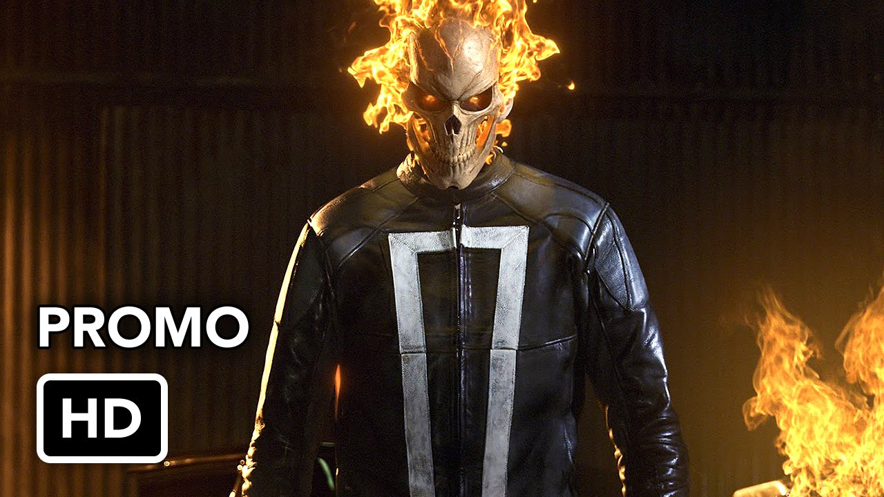 """Sneak Peek for Agents of SHIELD, """"Meet the New Boss"""" Sees Ghost Rider Threatening Daisy!"""