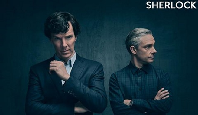 We Finally Have an Official Date for the Return of 'Sherlock'