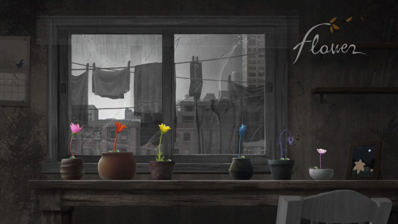 Let's Play 'Flower', From the Makers of 'fl0w' and 'Journey'