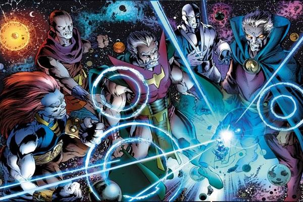 James Gunn Debunks Rumors Regarding the Elders of the Universe
