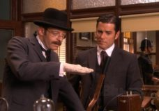 "Murdoch Mysteries Rewatch: (S01E01) ""Power"""