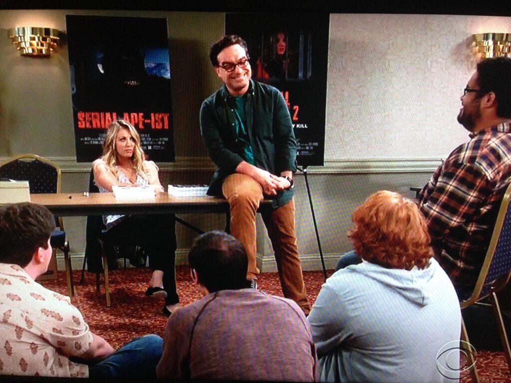 The Big Bang Theory Recap: (S10E06) The Fetal Kick Catalyst