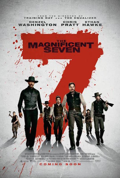 Movie Review – THE MAGNIFICENT SEVEN