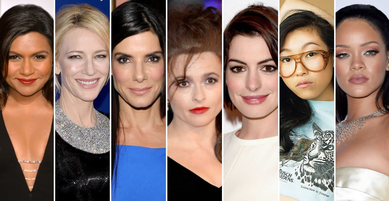 All Female 'Oceans Eight' Getting a Summer 2018 Release