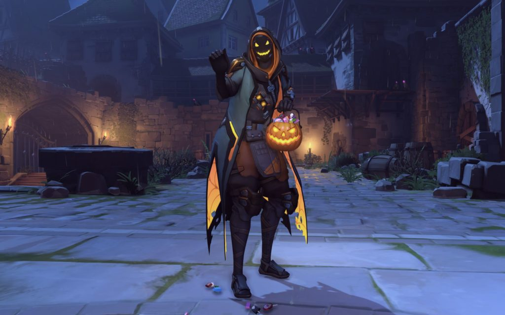 Halloween Invades Overwatch With New Skins Emotes