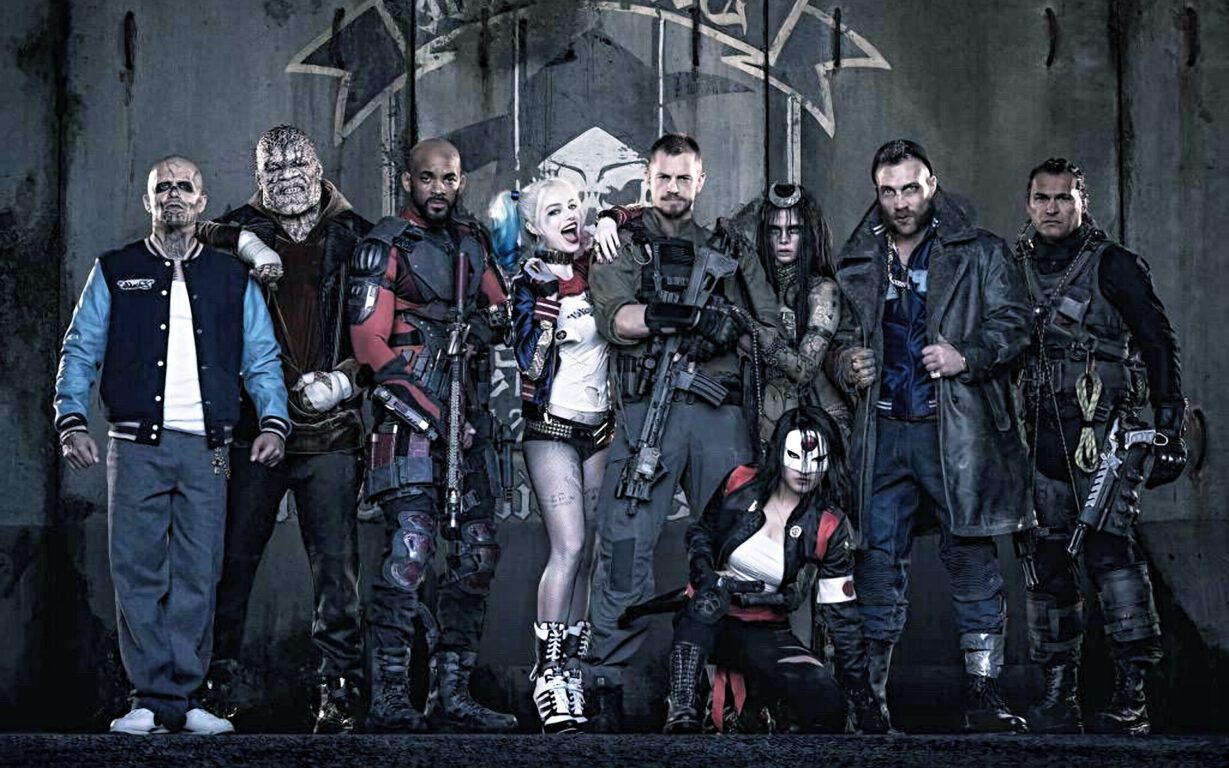 'Suicide Squad' is Getting an Extended Cut