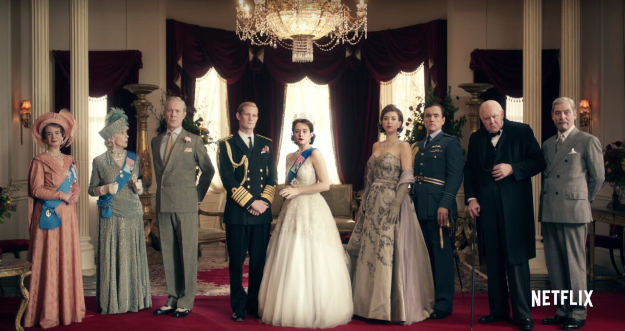 Watch the Trailer for 'The Crown', Netflix Show that Follows the Early Life of Queen Elizabeth II