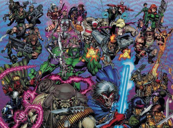 DC Comics Reviving WildStorm Imprint