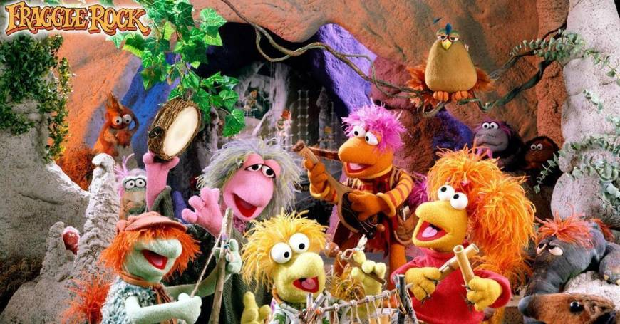 Fraggle Rock is Coming Back!