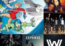 Ep 15 – Past, Present and Future TV Shows that Get Us Excited Plus NYCC Wrap Up with Guests Paul and Jackie Greenberg