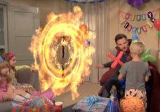 Jimmy Kimmel Hires Doctor Strange for Kid's Birthday Party