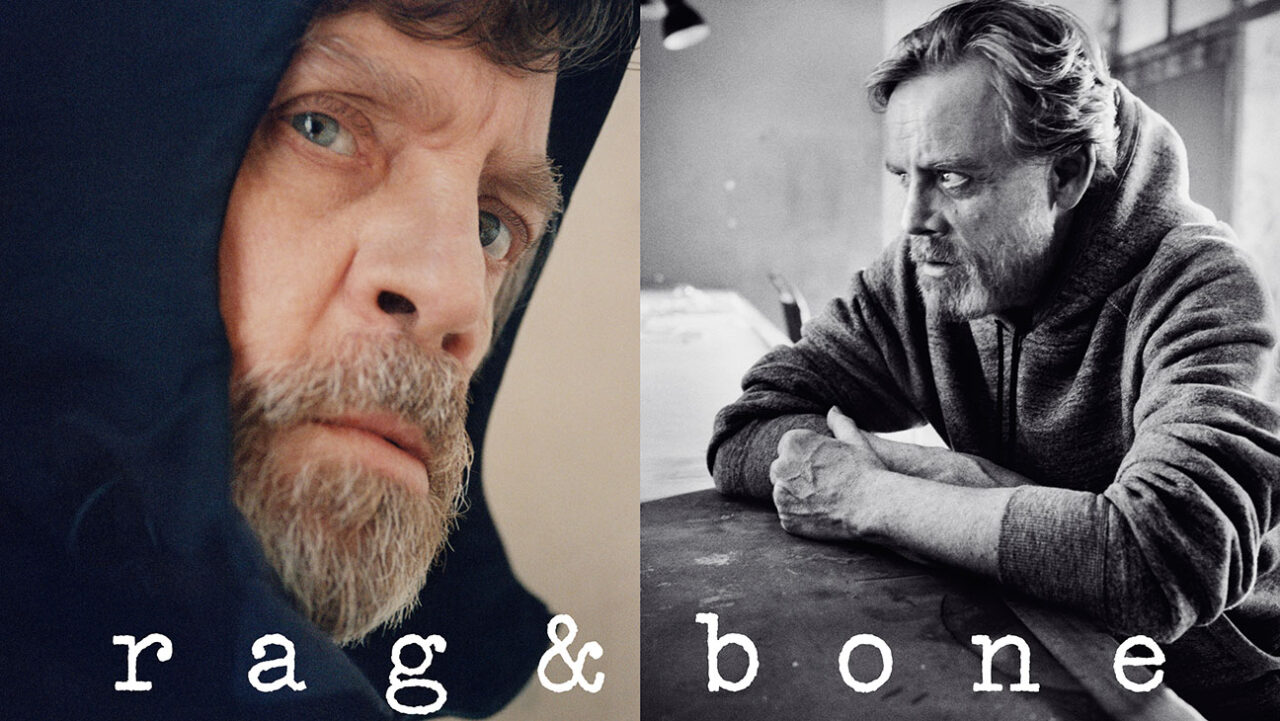 Mark Hamill Is The New Face Of Rag & Bone