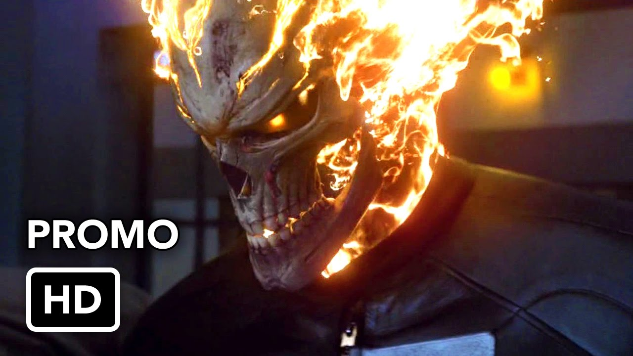 "Sneak Peek at Next Week's Agents of SHIELD, ""The Good Samaritan"", Teases the Origin of Ghost Rider!"