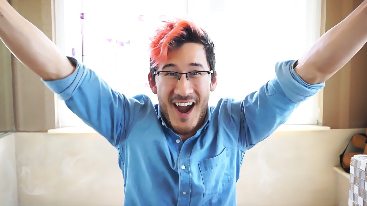 Top 5 Most Memorable Moments from YouTube Gamer Markiplier ... Markiplier