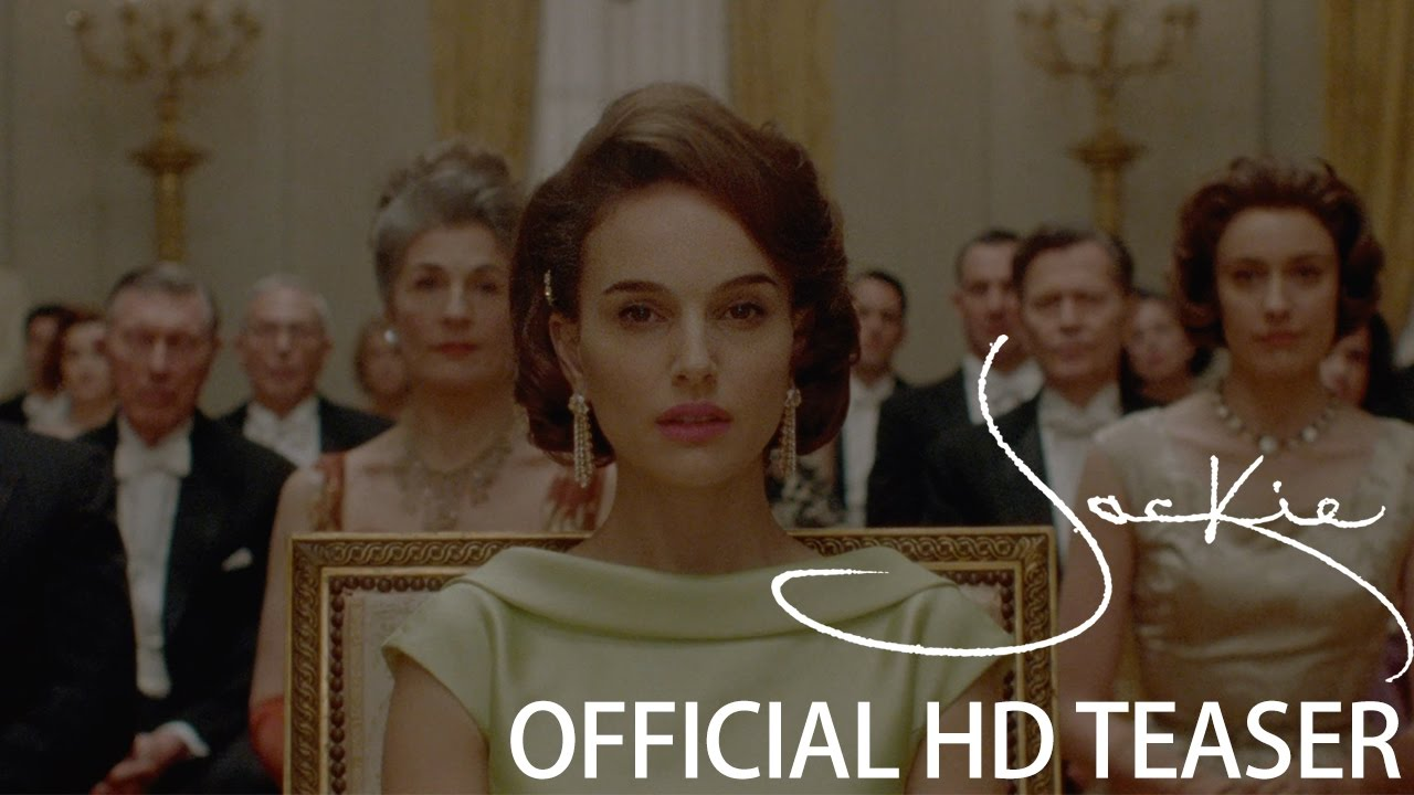 Watch the Official Teaser for 'Jackie'