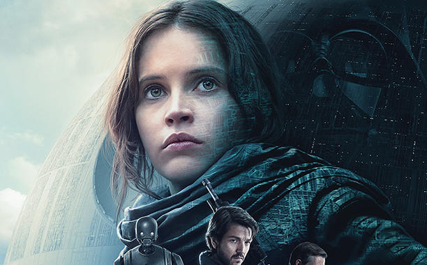 Brand New 'Rogue One: A Star Wars Story' Theatrical Poster Revealed And More Announcements!