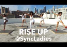 Here's A Little Inspiration From The Syncopated Ladies